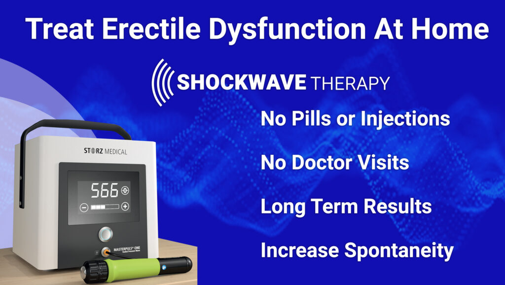 Treat Erectile Dysfunction at Home